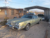 1975 Ford Thunderbird in 29 Palms, California