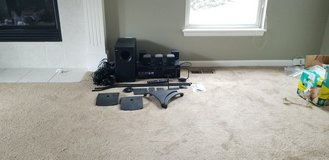 Bose home theater system with Yamaha receiver in Kansas City, Missouri