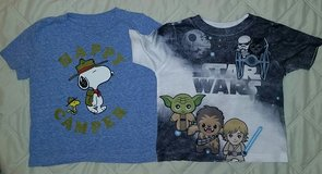 Star Wars & Snoopy Toddler T-shirts in Kingwood, Texas
