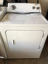 Whirlpool Electric Dryer in Oswego, Illinois