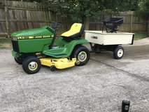 Johns DEere Lawn Mower in Clarksville, Tennessee