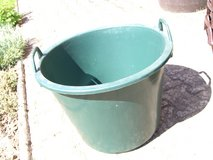 3 green buckets 10,5 gallons/40l in Ramstein, Germany