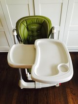 Peg Perego Highchair in Great Lakes, Illinois
