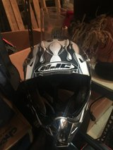 HJC motor cross atv helmet in Fort Campbell, Kentucky
