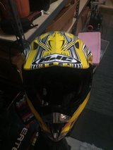HJC motor cross atv helmet youth in Fort Campbell, Kentucky