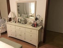 Dresser and Mirror (solid wood) in Ramstein, Germany