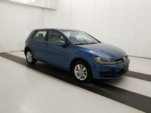 US Spec 2015 VW Golf S with Warranty  *Just arrived ** in Spangdahlem, Germany