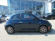 ** US Spec 2013 Fiat 500 Turbo 3D I4 + Warranty !! in Spangdahlem, Germany