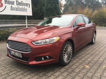 2014 Ford Fusion Titanium in Spangdahlem, Germany