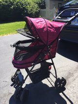 pet stroller in Plainfield, Illinois