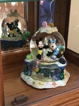 Rare Mickey and Minnie beach snowglobe in Joliet, Illinois