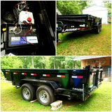 14 ft. Dump trailer in Fort Leonard Wood, Missouri