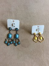 Charming Charlie's earrings in Ramstein, Germany