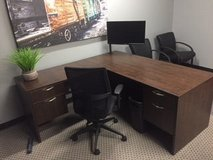 L-Shaped Desk New in Plainfield, Illinois