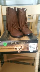 old west girl boots in Leesville, Louisiana