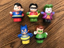 Fisher price little people super heros in Bolingbrook, Illinois