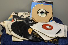 45 lps from 1960s - 33 in total in Sandwich, Illinois