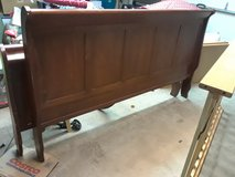 King Sleigh Bed in Glendale Heights, Illinois