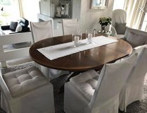 Dining table with 6 chairs included in Grafenwoehr, GE