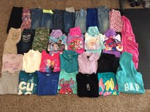 Girls size 10/12 fall/winter clothing bundle in Schaumburg, Illinois
