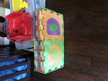 ABC foam puzzle play mat set in Conroe, Texas