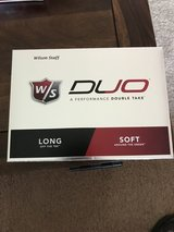 new golf balls - in box in St. Charles, Illinois
