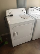 washer dryer - less than a year old in Lackland AFB, Texas
