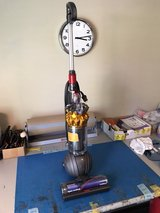 Floor model Dyson small ball vacuum.  We accept credit cards. in CyFair, Texas