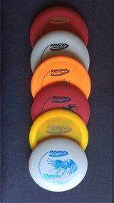 Innova Disc Golf Set in Great Lakes, Illinois