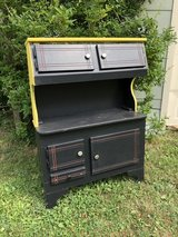 well built wooden cabinet in Oswego, Illinois