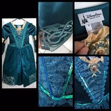 Authentic Disney Parks Merida dress in Beaufort, South Carolina