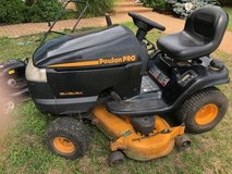 """Poulon Pro 48"""" 24hp Hydro Riding Lawn Tractor/Mower in Fort Riley, Kansas"""