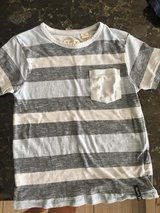 Boys size 5 striped tshirt in Naperville, Illinois