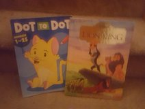 Dot to Dot (Numbers 1 to 25) and The Lion King in Camp Lejeune, North Carolina