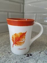 Starbucks Cherry Leaf mug in Bolingbrook, Illinois