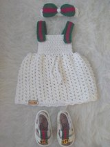 baby girls outfit 9-12 months in Camp Lejeune, North Carolina