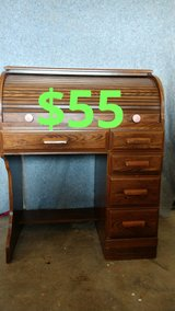 Roll top desk $55 in San Bernardino, California