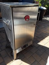 Gas Smoker in Vacaville, California