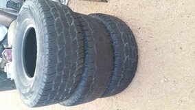 Size 315 75  R16  spare tires in 29 Palms, California