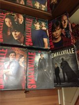 Smallville – Complete DVD Collection of All Seasons in Glendale Heights, Illinois