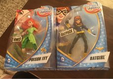 Poison Ivy & Batgirl in Naperville, Illinois
