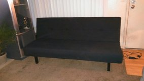 futon (black) in Las Vegas, Nevada