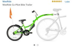 Used Co-Pilot Bike Trailer in Vacaville, California