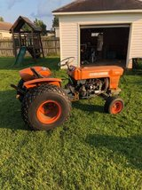 1977 Kubota L225 Tractor in Perry, Georgia