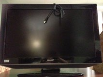 "32"" Sharp Flatscreen T.V. in Fort Campbell, Kentucky"