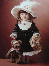 "Boyds Yesterdays' Child Doll ""MEREDITH W/ JACQUELINE"" 4933 Limited Edition - New in Yucca Valley, California"