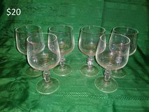 Wine Glasses 2 sets in Yucca Valley, California