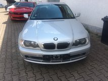 2002 BMW 320CI AUTOMATIC GERMAN SPECS in Ramstein, Germany