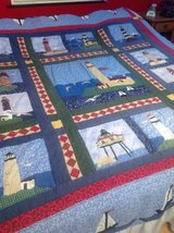 QUILT - Light House Design ,  with 2 Pillow Shams in Ramstein, Germany