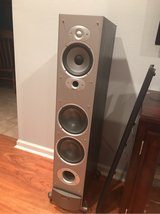 Polk Audio Rti10 Tower Speakers in Leesville, Louisiana